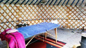 Spiritual Butterfly - Yurt