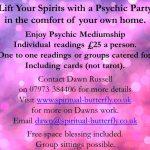 Spiritual Psychic Parties