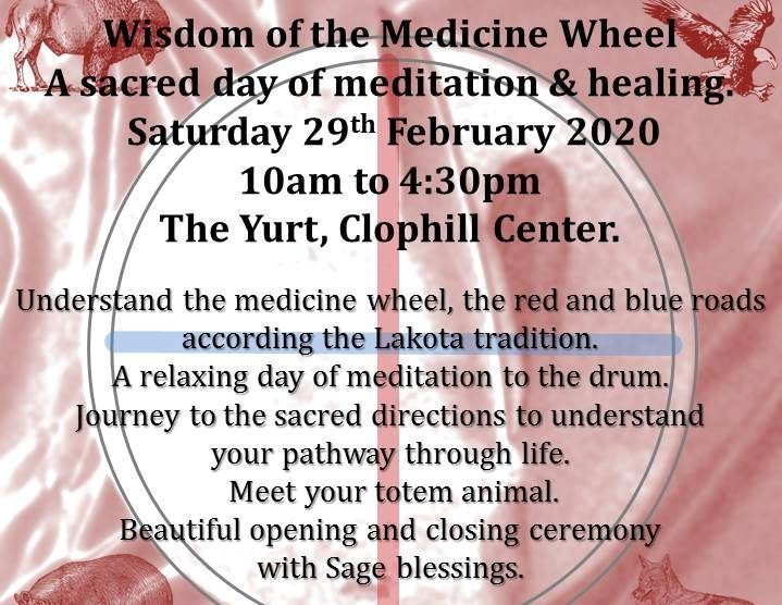 Wisdom of the Medicine Wheel