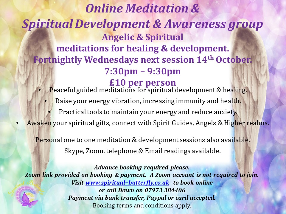 Spiritual Awareness & Meditation